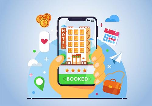 igloorooms web booking engine